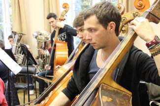 Молодежный белорусско-российский оркестр. Фото - Татьяна Хорошилова