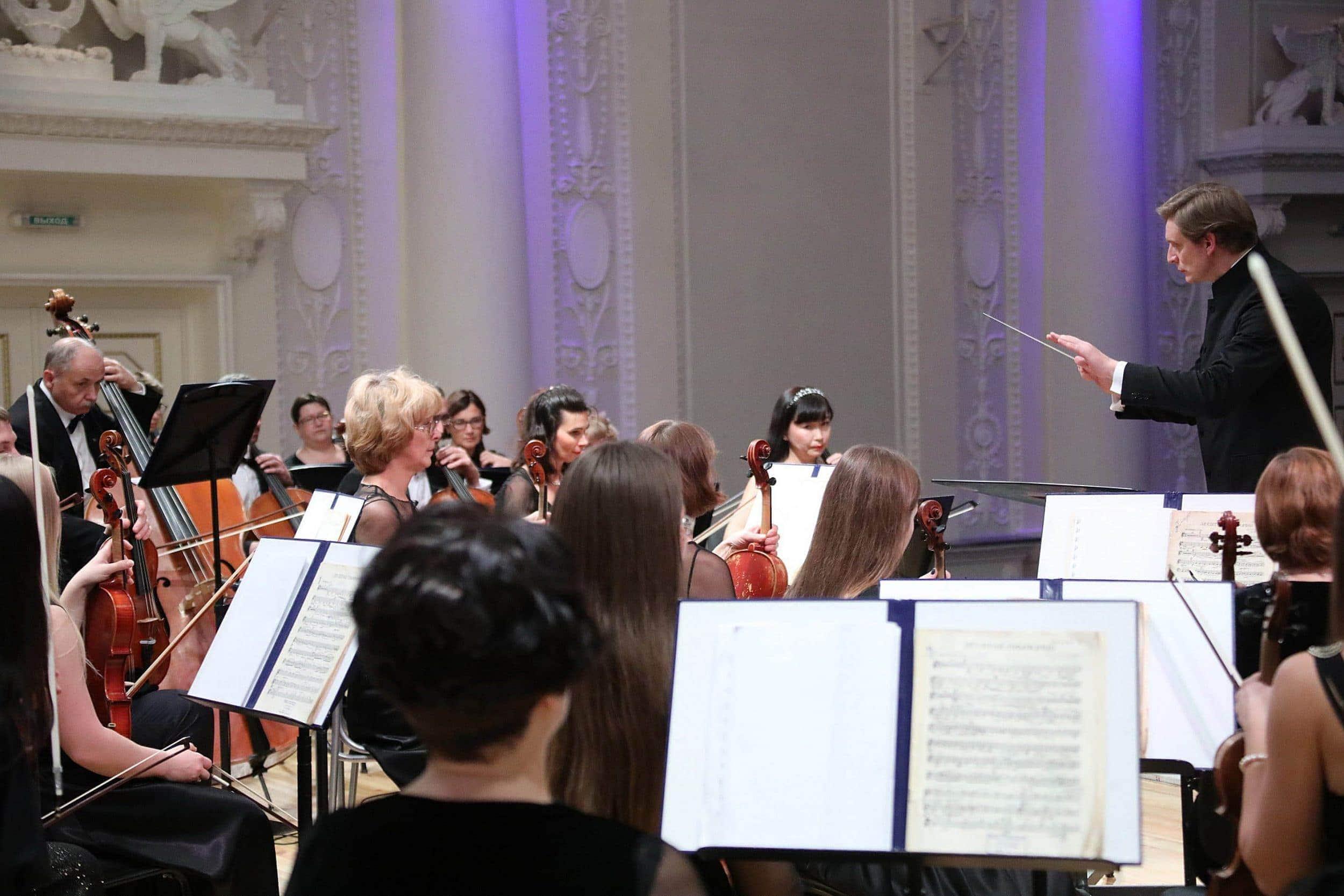Выступление Дальневосточного оркестра, безусловно, стало украшением V Симфонического форума в Екатеринбурге. Фото - Татьяна Андреева