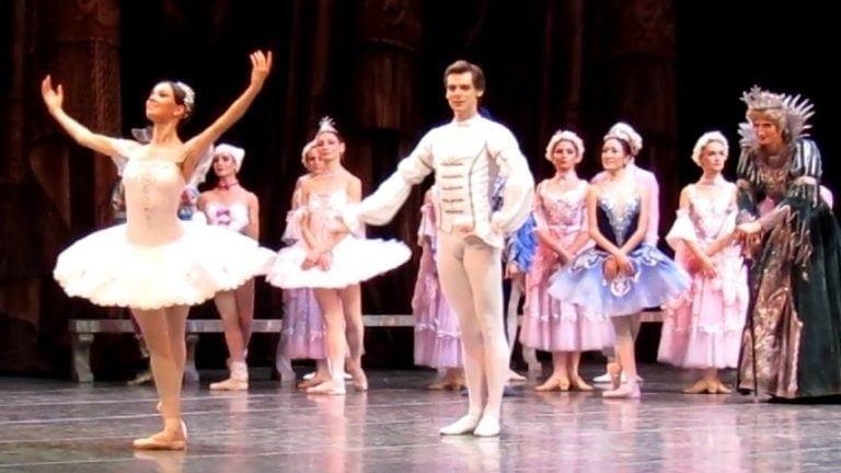 XVIII Фестиваль классического балета имени Аллы Шелест