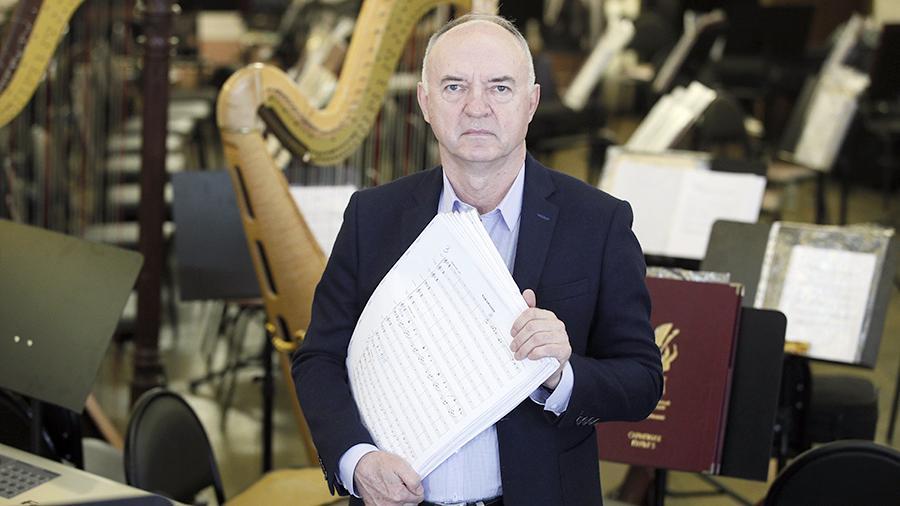 Сергей Скрипка. Фото - Алексей Майшев