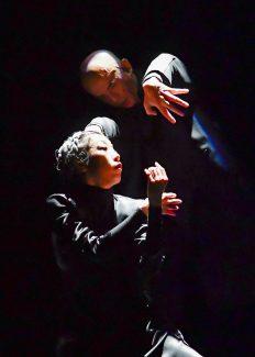"""Тристан и Изольда"". Сабуро Тэсигавара, Рихоко Сато. Фото - Ая Сакагучи"