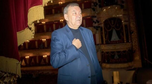 Владимир Урин. Фото - Сафрон Голиков