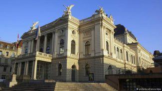 Оперный театр в Цюрихе
