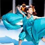Сцена из балета «Баядерка. Пространство иллюзии». Фото - Международный фестиваль искусств «Дягилев. Постскриптум»