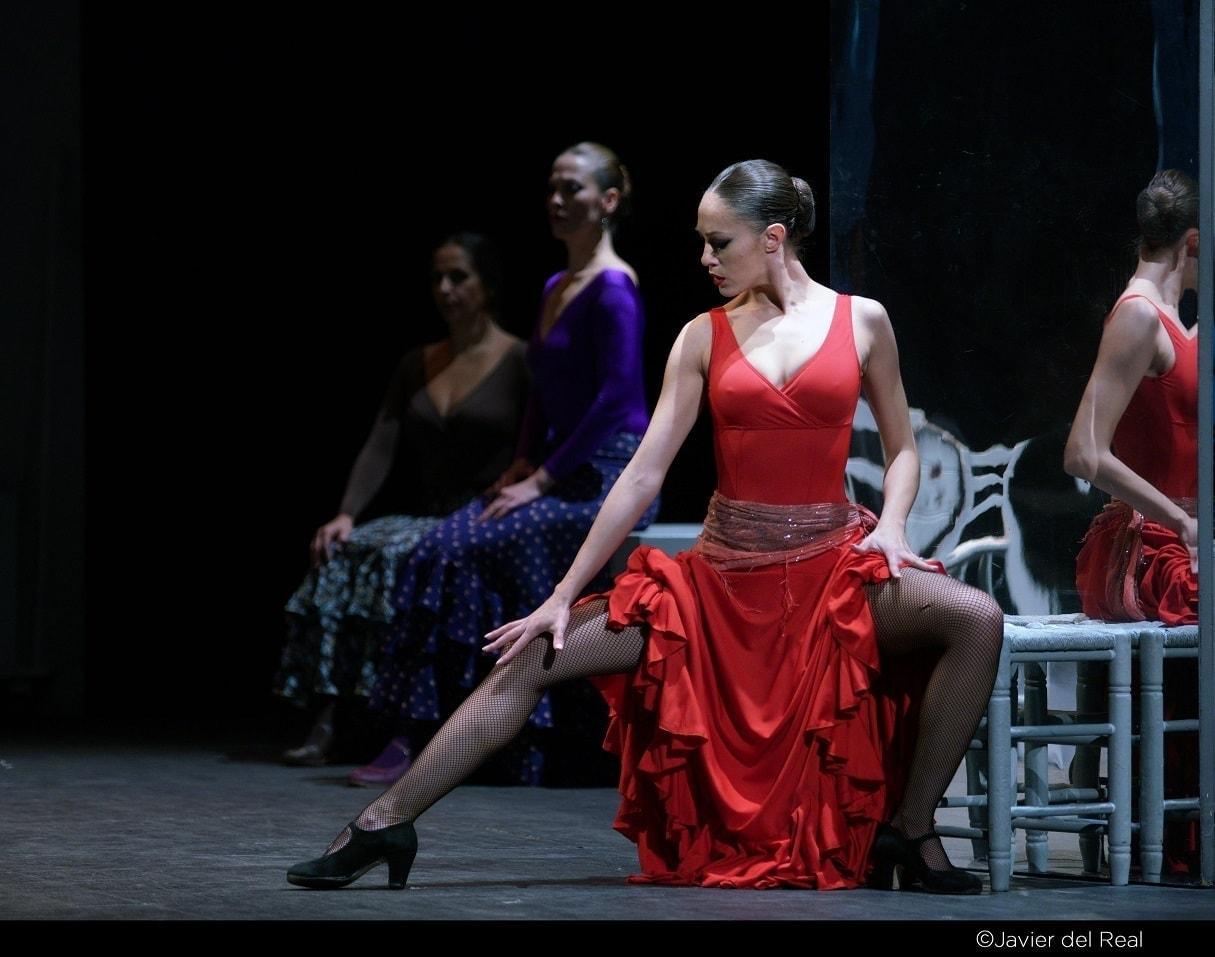 Фрагмент балета в постановке Антонио Гадеса