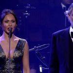 Аида Гарифуллина и Андреа Бочелли