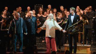 Пермь: Concerto Grosso. Фото - Никита Чунтомов