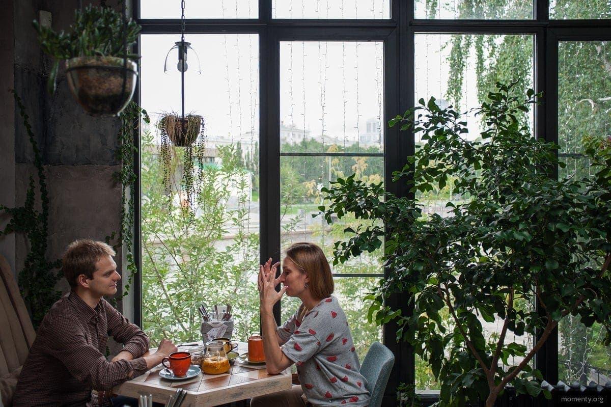 Богдан Королек и Елена Сальник. Фото - Анна Майорова