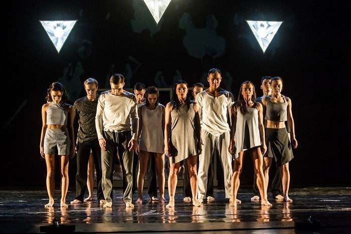 Красноярский музыкальный театр представил публике премьеру своего нового спектакля «Линии времени»