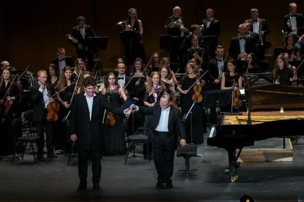 Денис Мацуев, Энхе и Уральский молодежный симфонический оркестр