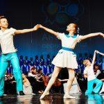 Детский ансамбль имени Дунаевского отмечает свое 80-летие