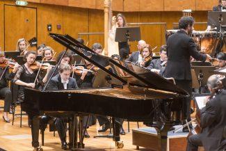 Мальтийский филармонический оркестр, Сергей Смбатян и Ингольф Вундер
