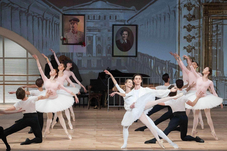 «Нуреев» в Большом театре. Фото - Дамир Юсупов