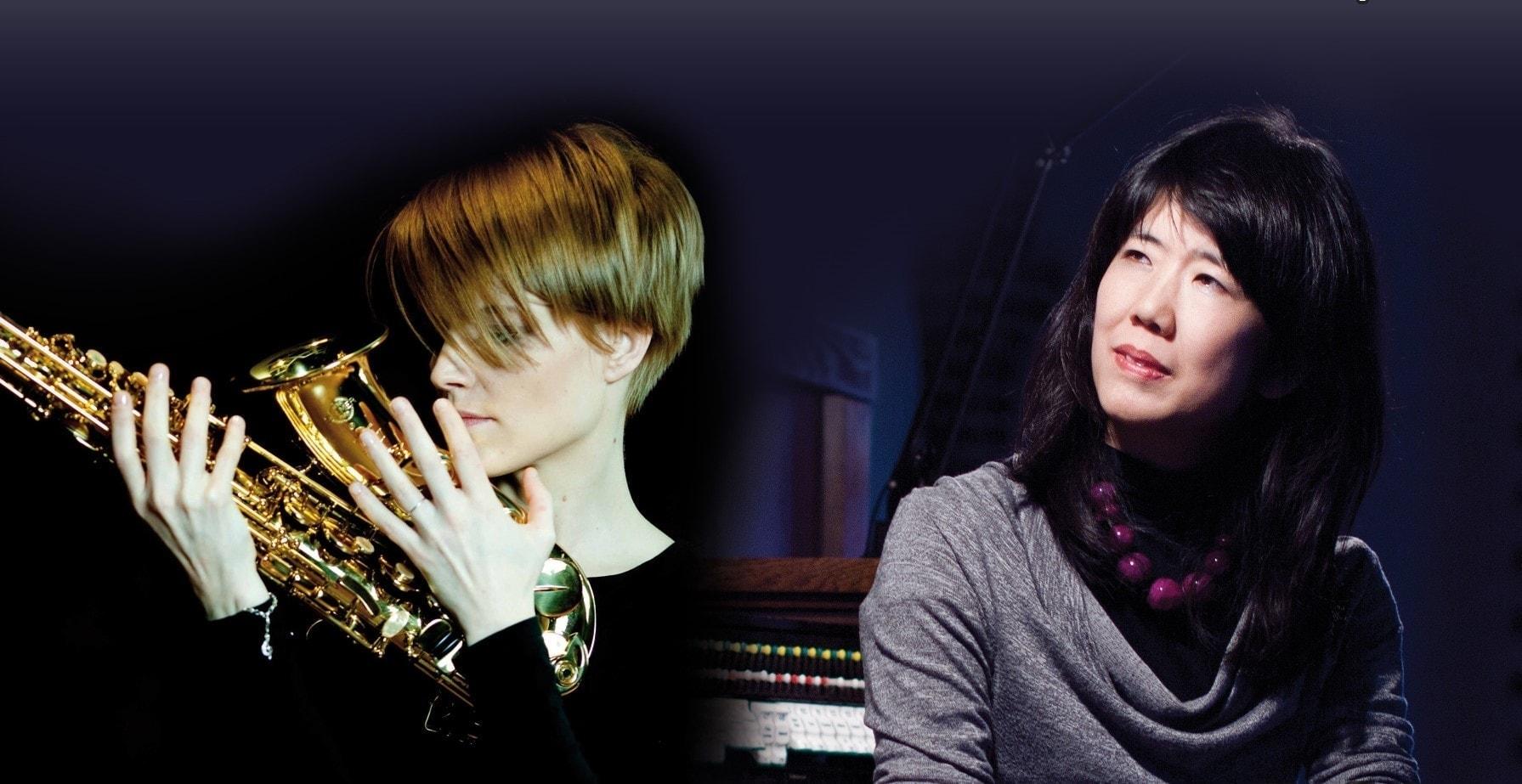 Вероника Кожухарова и Хироко Иноуэ