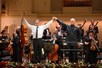 Московский камерный оркестр Musica Viva отметил 40-летие. Фото - Ольга Кузнецова