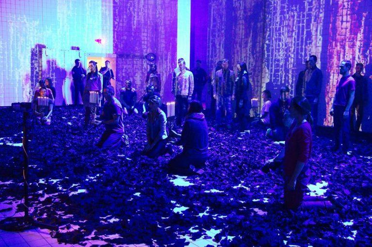 В Москве показали открытую репетицию оперы «Фрау Шиндлер»