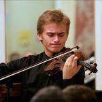 Скрипач Дмитрий Смирнов стал лауреатом конкурса Лонг-Тибо в Париже