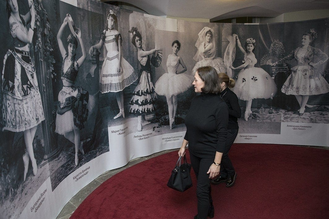 В Санкт-Петербурге открылась выставка, посвященная Мариусу Петипа