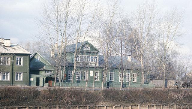 Дом-музей Н.А. Римского-Корсакова в Тихвине