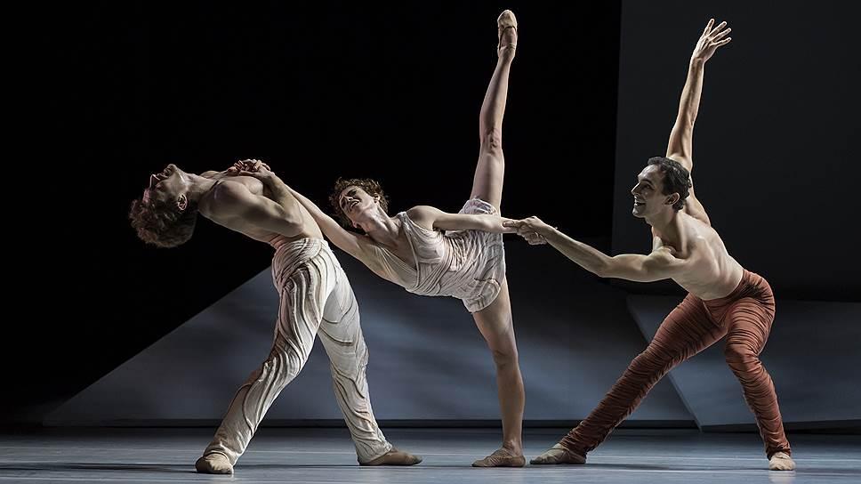 Балет «Дафнис и Хлоя». Фото - Alice Blangero