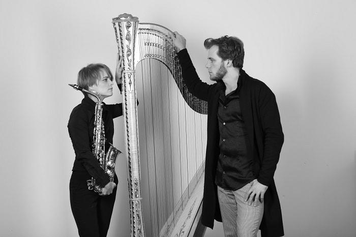 Вероника Кожухарова и Александр Болдачев