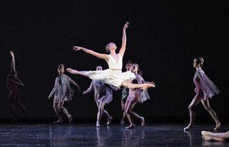 """Артисты Национального балета Канады, постановка """"Paz de La Jolla"""". Фото - Каролина Курас"""