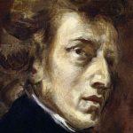 Э. Делакруа. Портрет Ф. Шопена. 1838 г., Лувр