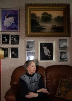 Марина Кондратьева. Фото - La personne