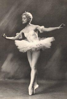 "Габриэла Комлева в балете ""Спящая красавица"""
