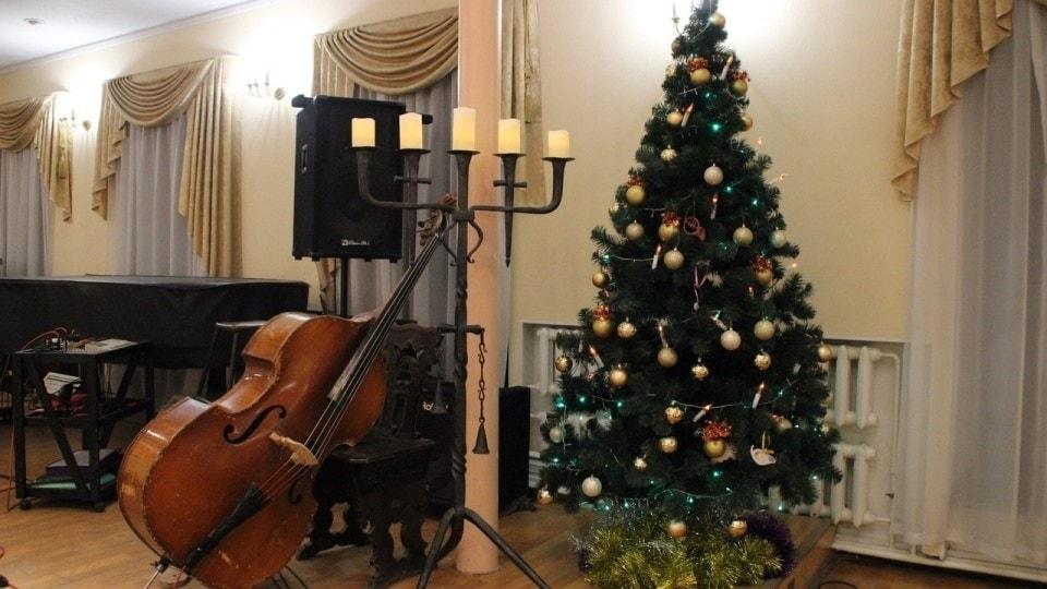 Проведите новогоднюю ночь в… оркестре