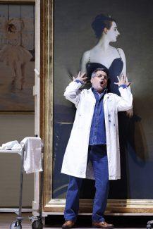 «Путешествие в Реймс» Россини в Большом театре. Фото - Дамир Юсупов / Большой театр