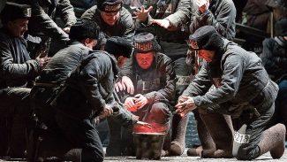 Опера «Один день Ивана Денисовича». Фото - Владимир Майоров / Большой театр
