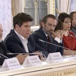 Заседание Совета при Президенте Российской Федерации по культуре и искусству