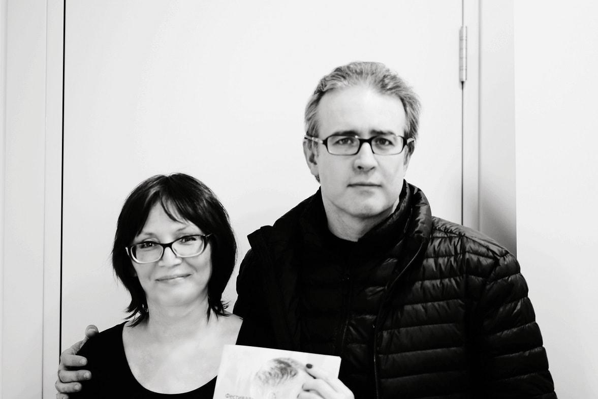 Ирина Шымчак и Алексей Володин