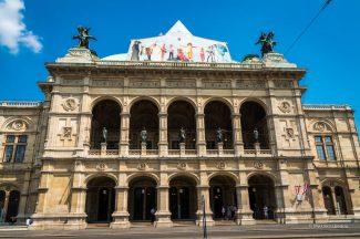 Венская опера — мекка для туристов