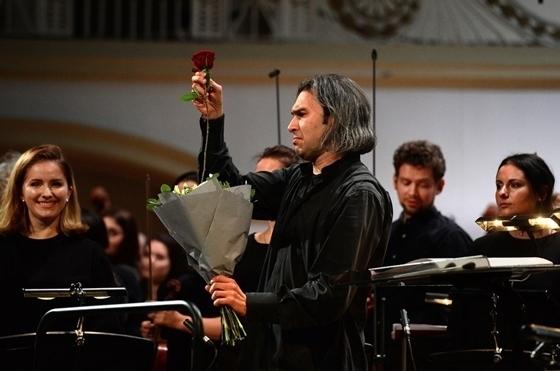 VI Международный фестиваль актуальной музыки «Другое пространство». Фото - Юрий Мартьянов