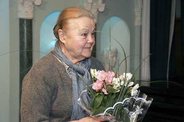 Светлана Виноградова. Фото - пресс-служба Московской государственной филармонии