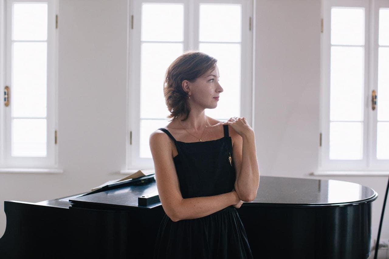 Анна Кавалерова. Фото - Маша Кушнир