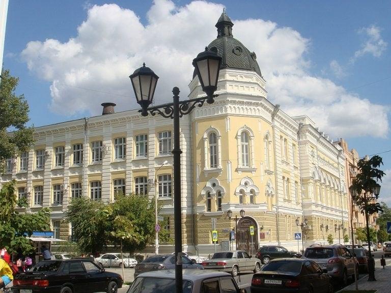 50 лет со дня основания Астраханской государственной консерватории