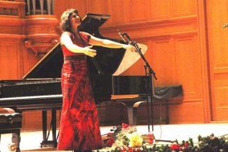 Екатерина Мечетина. Фото - Сергей Бирюков
