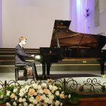 Никита Плетнёв репетирует перед концертом в Кафедральном соборе Калининграда