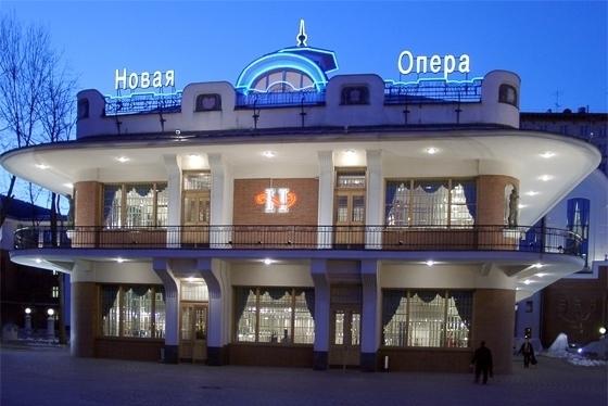 Крещенский фестиваль начался в «Новой опере»