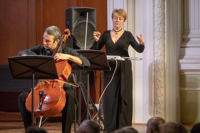 Музыкальный год открылся фестивалем «Возвращение»