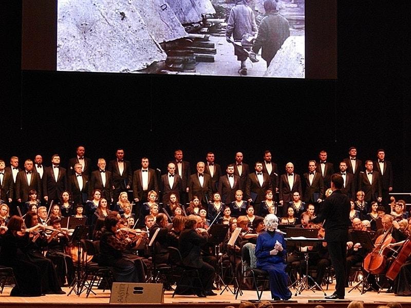В Ульяновске «Русский Реквием» прозвучал к 75-летию снятия блокады Ленинграда