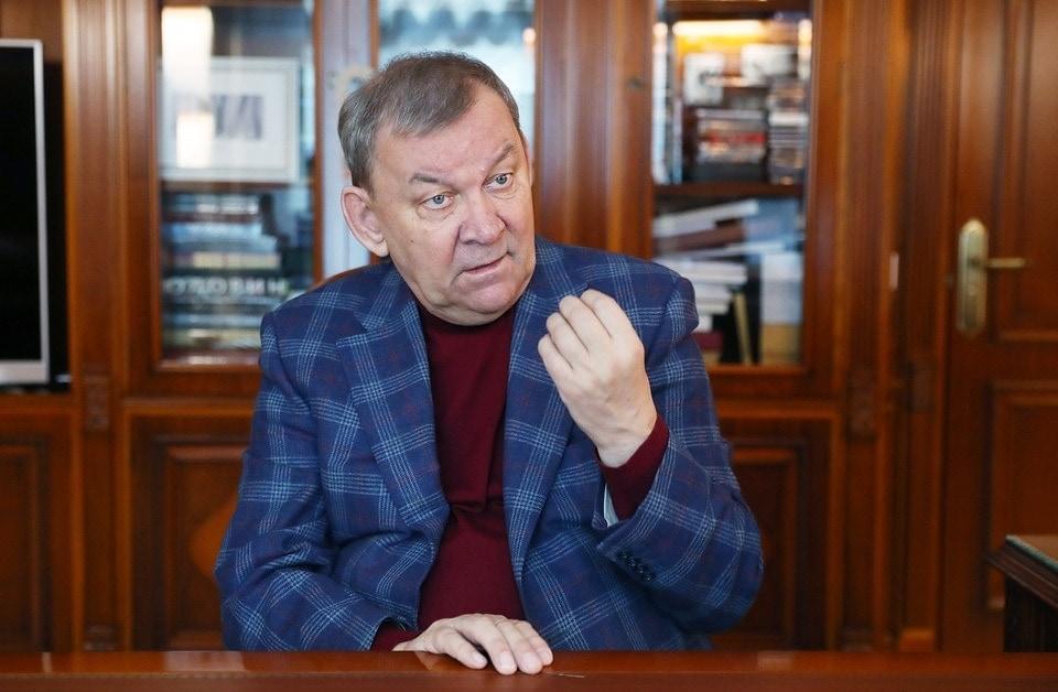 Владимир Урин. Фото - Вячеслав Прокофьев