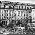 Московская консерватория в 1956 году