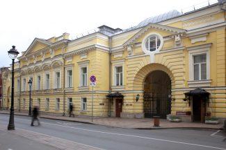 «Геликон-опера» отправляется на гастроли в Вену