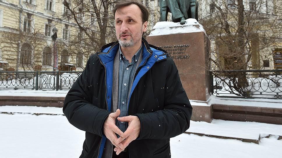 Владимир Горбин. Фото - Петр Кассин