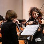Патриция Копачинская в зале Чайковского. Фото - Московская филармония