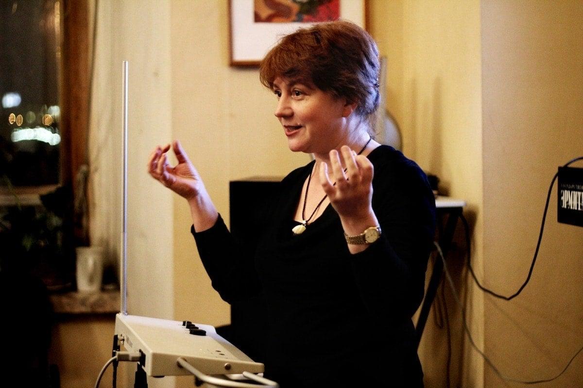 Лидия Кавина